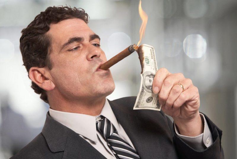 庶民が大富豪の思考を持つと、とんでもないことが起こる